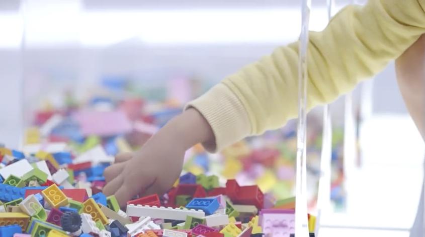 Experimenteren met Lego