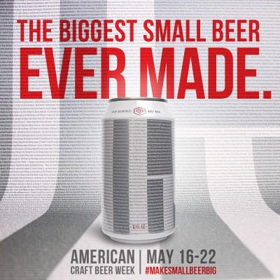 Klein bier wordt groot