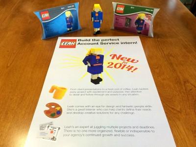 Leah van Lego