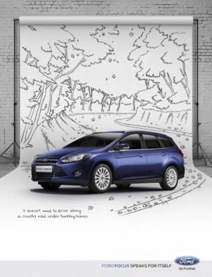 Ford focust zich op de auto
