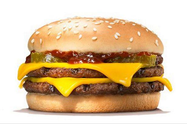 Burgers pesten